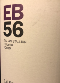 Mac Forbes EB 56 Italian Stallion Dolcettotext