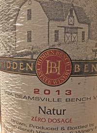 Hidden Bench Natur Zero Dosage