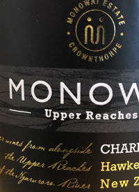 Monowai Upper Reaches Chardonnaytext