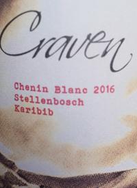 Craven Wines Chenin Blanc Karibibtext