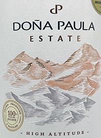 Doña Paula Estate High Altitude Malbectext
