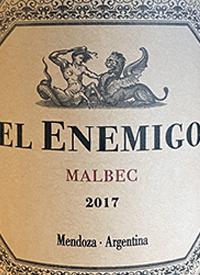 El Enemigo Malbectext