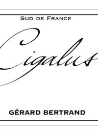 Gérard Bertrand Cigalus Blanctext