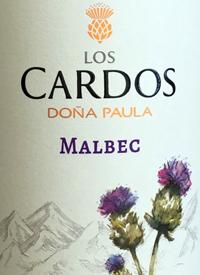Doña Paula Los Cardos Malbectext