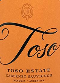 Toso Estate Cabernet Sauvignontext