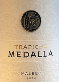 Trapiche Medalla Malbectext