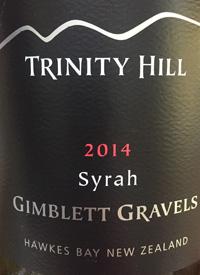 Trinity Hill Gimblett Gravels Syrahtext