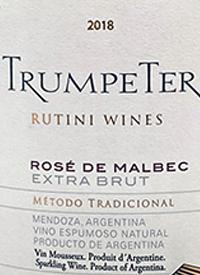 Trumpeter Rosé de Malbec Extra Bruttext
