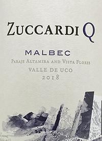 Zuccardi Q Malbectext