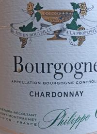 Philippe Chavy Bourgogne Chardonnaytext