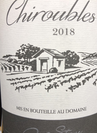 Domaine Steeve Charvet Chiroublestext
