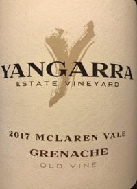 Yangarra Old Vine Grenachetext
