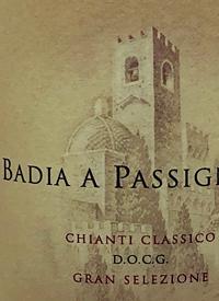 Antinori Badia A Passignano Chianti Classico Gran Selezionetext