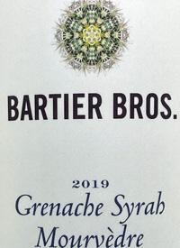 Bartier Bros. Grenache Syrah Mourvèdretext