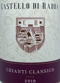 Castello di Radda Chianti Classicotext