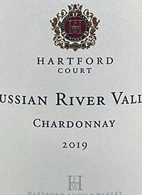 Hartford Russian River Chardonnaytext