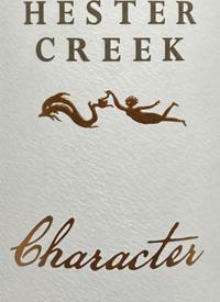 Hester Creek Character Syrah Petit Verdot Malbectext