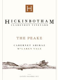 Hickinbotham The Peake Cabernet Shiraztext