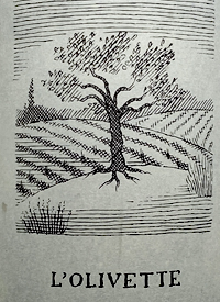 Domaine de L'Olivette Blanc Organictext