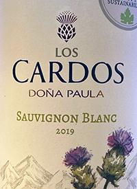 Doña Paula Los Cardos Sauvignon Blanctext