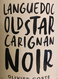 Olivier Coste Oldstar Carignan Noirtext