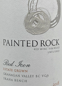 Painted Rock Red Icontext