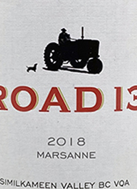 Road 13 Marsannetext