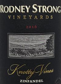 Rodney Strong Zinfandel Knotty Vinestext