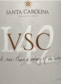 Santa Carolina VSC Red Assemblagetext