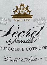 Secret de Famille Bourgogne Côte d'Or Pinot Noirtext
