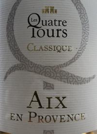 Les Quatre Tours Classique Rosétext