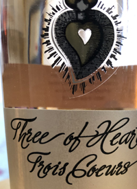 Spec Bros Three of Hearts Rosétext