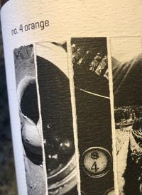 Modest Wines No. 4 Orangetext