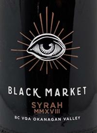 Black Market Syrahtext