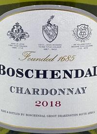 Boschendal 1685 Chardonnaytext