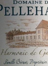 Domaine de Pellehaut Harmonie de Gascogne Rosétext