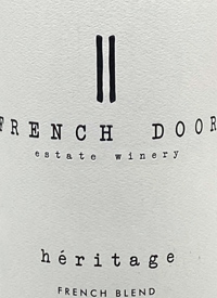 French Door Héritage French Blendtext