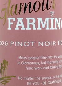 Glamour Farming Pinot Noir Rosétext