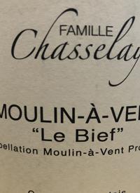 Famille Chasselay Moulin-à-Vent Le Bieftext