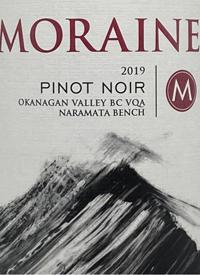 Moraine Pinot Noirtext