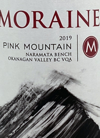 Moraine Pink Mountain Rosétext