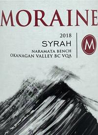 Moraine Syrahtext