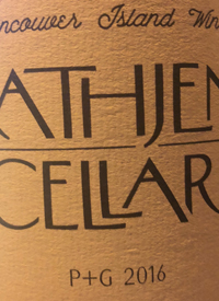 Rathjen Cellars P + Gtext