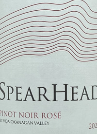 Spearhead Pinot Noir Rosétext