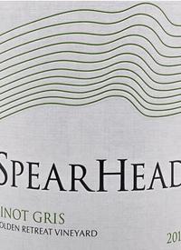 Spearhead Pinot Gris Golden Retreat Vineyardtext