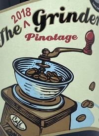 The Grinder Pinotagetext