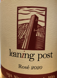 Leaning Post Rosétext