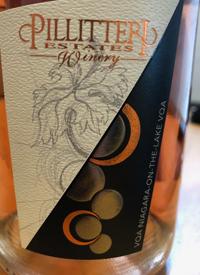 Pillitterri Estates Winery Racina Sunset Rosétext