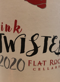 Flat Rock Cellars Twisted Pinktext