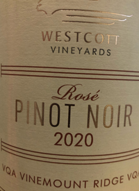 Westcott Vineyards Pinot Noir Rosétext
